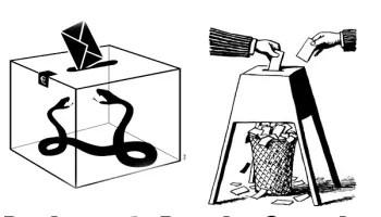 La religión democrática y el rito electoral