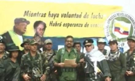 Ante el incumplimiento del Acuerdo de paz, Iván Márquez, Santrich y el paisa rearman las Farc