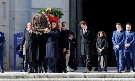 Funeral de estado a un genocida: una cuestión de clase del Régimen del 78