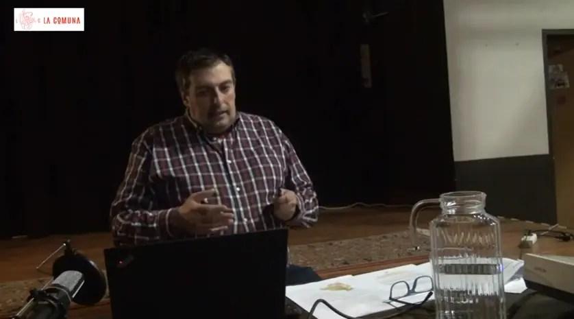 AUDIOVISUAL/ Golpe de Estado en Bolivia- Charla de Pablo García