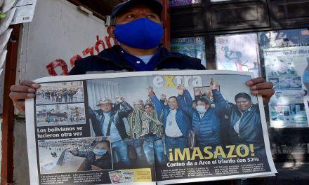 Bolivia para los bolivianos y bolivianas