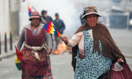 Bolivia más allá de las urnas: Fueron contra un hombre y se encontraron con un pueblo