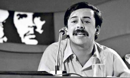 Miguel Enríquez, reivindicación y recordatorio en el aniversario de su asesinato