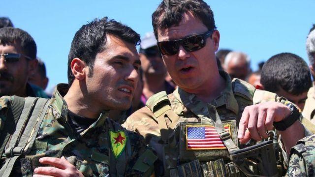 La pseudo revolución de la llamada Rojava
