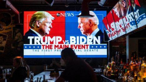 De Trump a Biden.  Breves notas sobre lo que pasó y lo que puede pasar