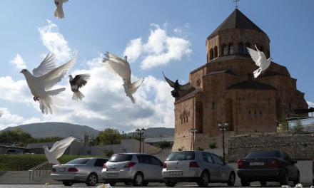 """""""Nuestro objetivo debe ser buscar la paz entre Azerbaiyán y Armenia"""""""