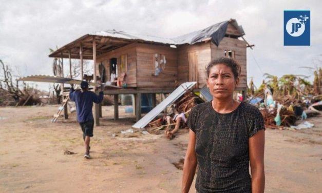 Nicaragua frente a huracanes y  pandemias