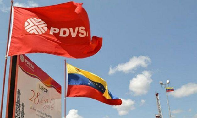 Venezuela: ni un solo barril ni un solo dólar