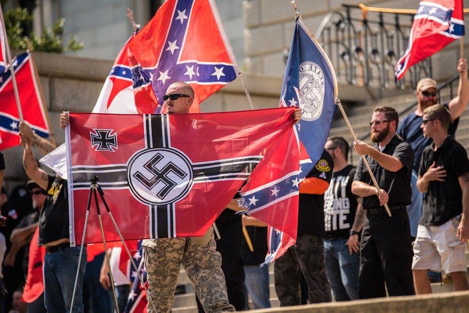 El fascismo en USA