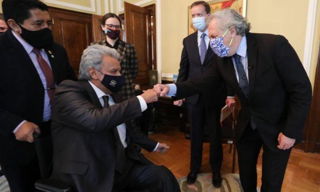 ELECCIONES EN ECUADOR: ¿Se fragua el intento de fraude?