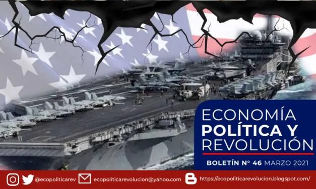 Boletín de economía política y revolución del  PSUV, Nº 46 – Marzo 2021
