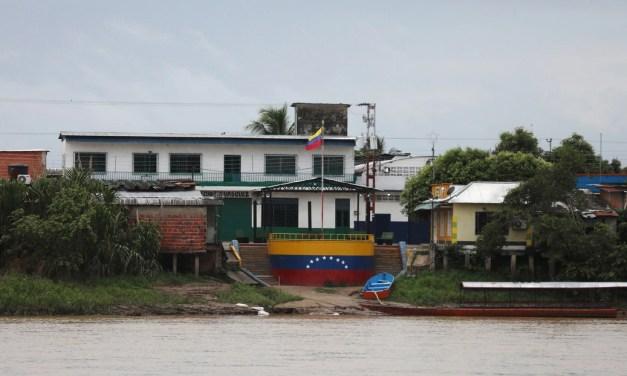 ¡Fuera Narcocolombia de Apure!