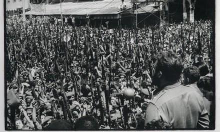 La forja de la Revolución: Proclamación del carácter socialista de la Revolución Cubana