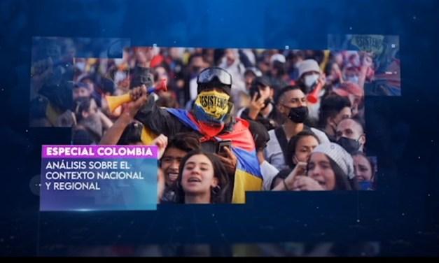Especial: Colombia en su contexto interno y regional