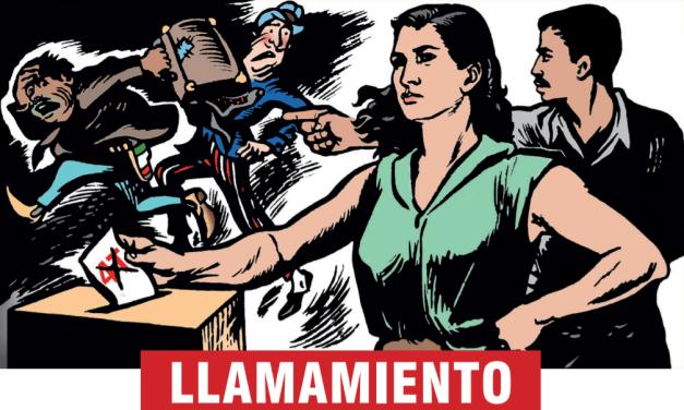 Documento de Unidad Comunista ante las elecciones del próximo 6 de junio