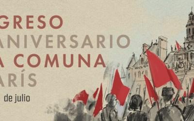 """Conversatorio: Presentación del Congreso """"150 aniversario de la Comuna de París"""""""