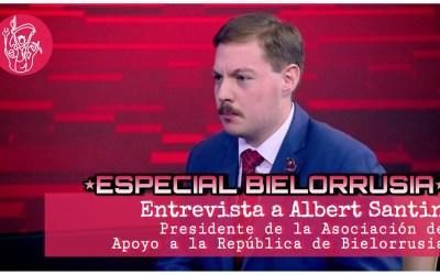 Bielorrusia es el único país de europa que aplica el socialismo del siglo XXI