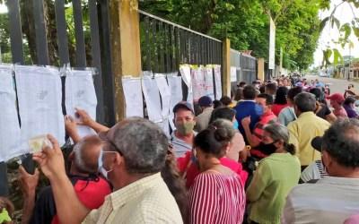 Elecciones Primarias Abiertas del PSUV en datos