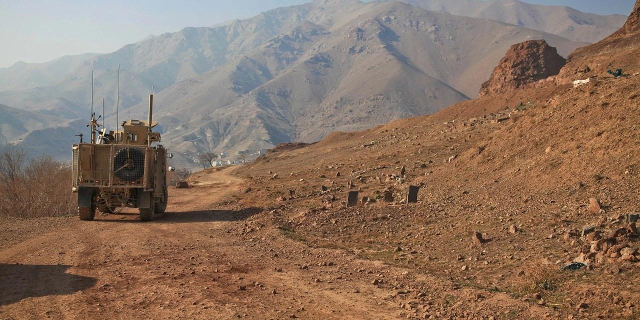 Afganistán, cementerio de los Imperios