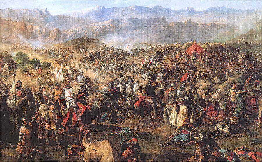 Resultat d'imatges de batalla de muret