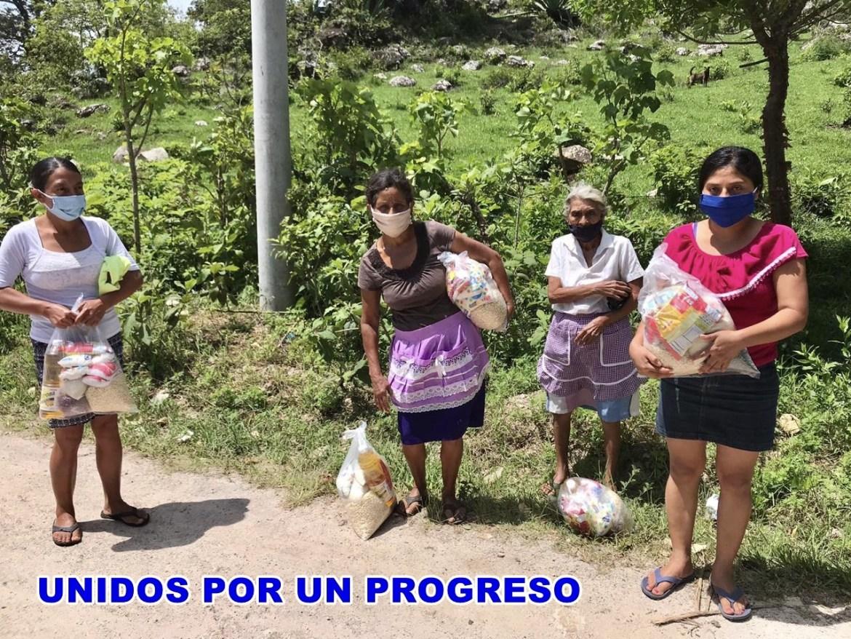 Unidos por un Progreso, Donaciones