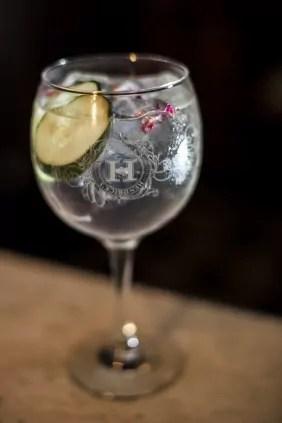 Hendrick´s & Tonic - SóShots Gin Club
