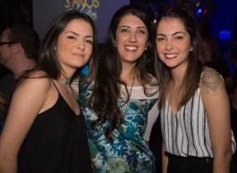 Leticia Pires, Aline Pires e Laura Foux