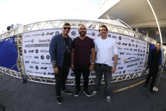 Leandro Trigo, Marcello Conti, Emerson Gabriel