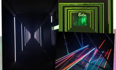 Fusion Gigs reúne arte, tecnologia e música em nova festa em São Paulo