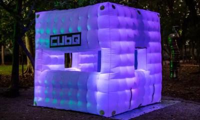 CUBQ: novo conceito de bar itinerante