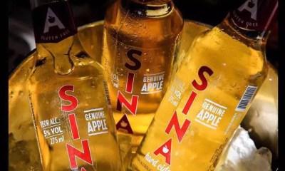 Sina Hard promete conquistar o Brasil com receita inglesa e maçãs 100% nacionais