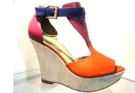 As tendências de calçados para o próximo verão
