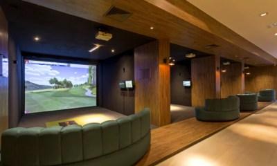 The Clubhouse Indoor Golf Center: uma nova experiência para os amantes do golfe