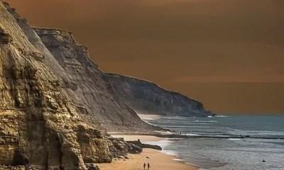 Nas ondas de Portugal
