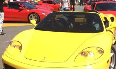 Motorgrid realiza maior encontro de Ferraris da América Latina