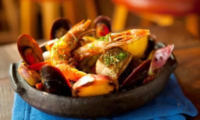 Roteiro de frutos do mar: 6 lugares para saborear de diferentes maneiras