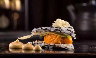Restaurante especializado em culinária japonesa apresenta novidades no menu