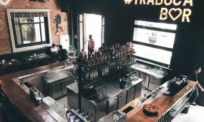 Bar arma Guest Bartender HOJE