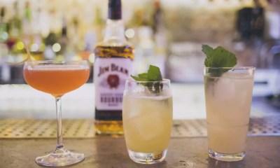 Bar premiado lança novas receitas de drinks