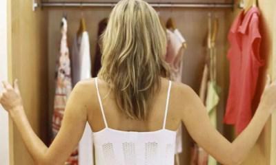 Dicas para limpeza de final de ano no guarda roupa