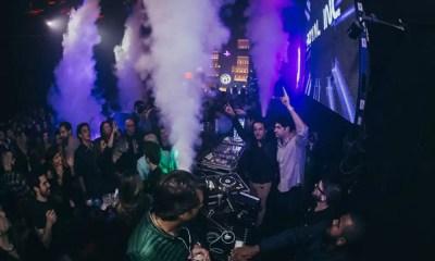   High Line bar promove primeira festa de Réveillon
