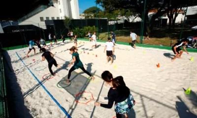 Beach Arena promove evento esportivo HOJE