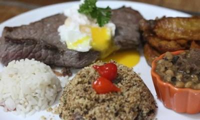 Restaurante na Vila Mariana inclui prato especial para o aniversário de SP