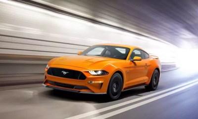Ford Mustang dispara na liderança de esportivos em fase de pré-venda