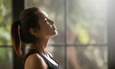 Como aliviar dores no corpo com exercícios de respiração
