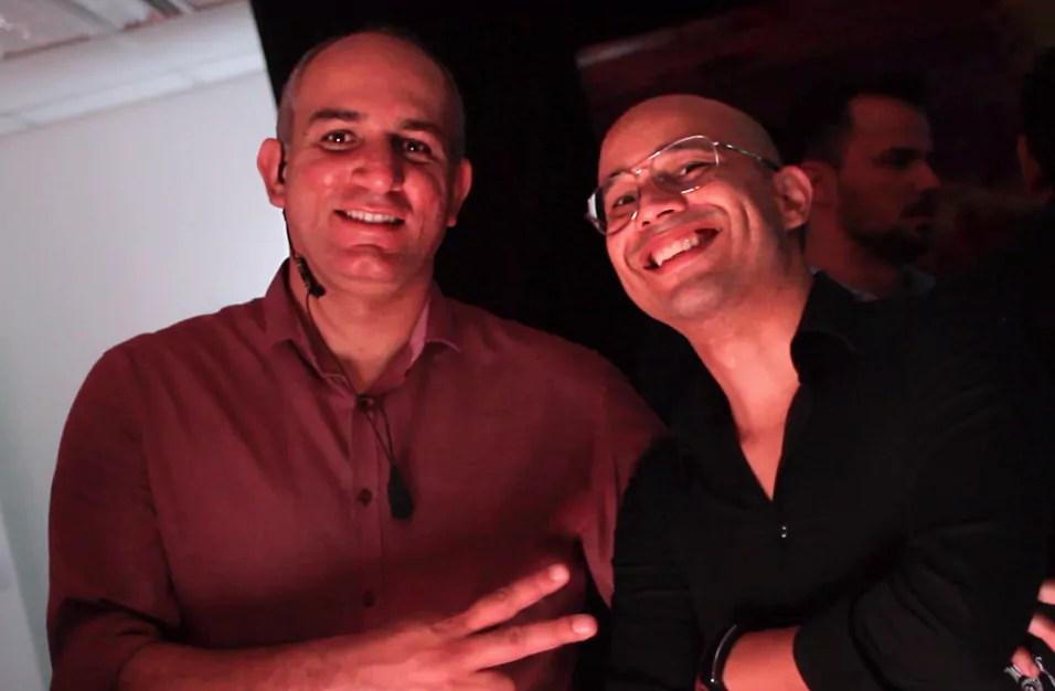 Alexandre Lima e Rodrigo Almeida