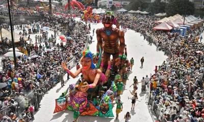 carnaval americas paises