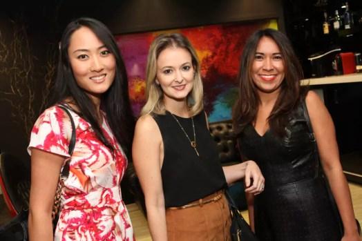 Gabriela, Marila Lima e Jaqueline Renovato