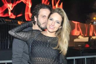 Mayna Cardinali e Felipe Mayer