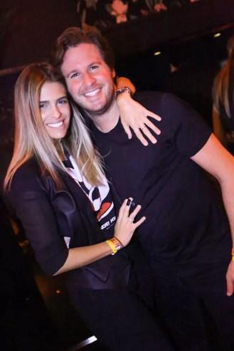 Ricardo Goldfarb e Luiza Almeida